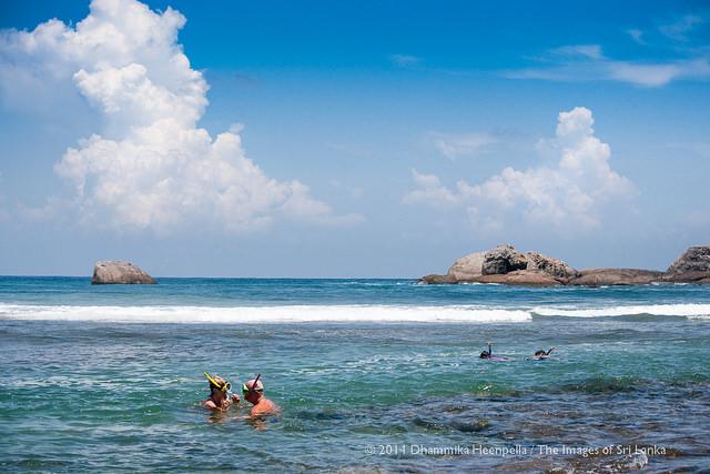 20 лучших пляжей Шри-Ланки - список фото описание карта