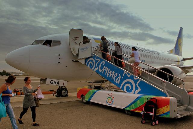 Как добраться из аэропорта Симферополя в Ялту Евпаторию и другие города Крыма