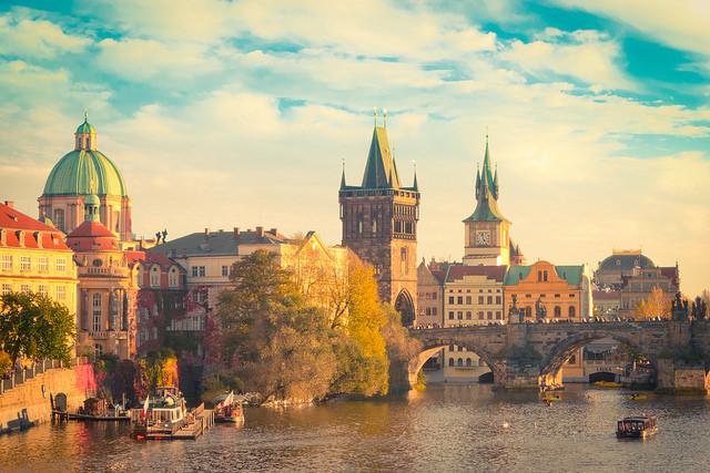 Как добраться из Праги в Москву