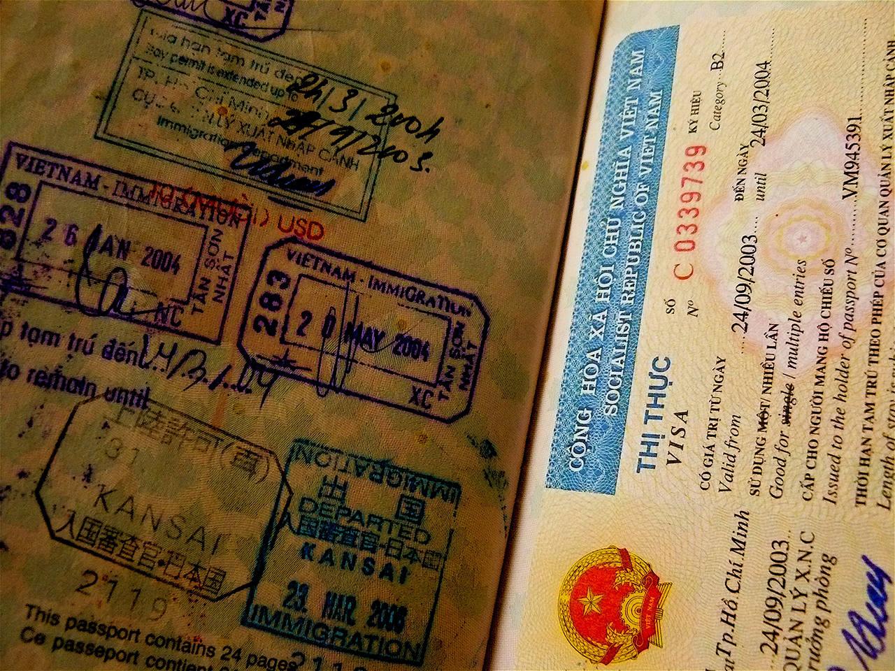 Как Оформить визу во Вьетнам в 2019 году