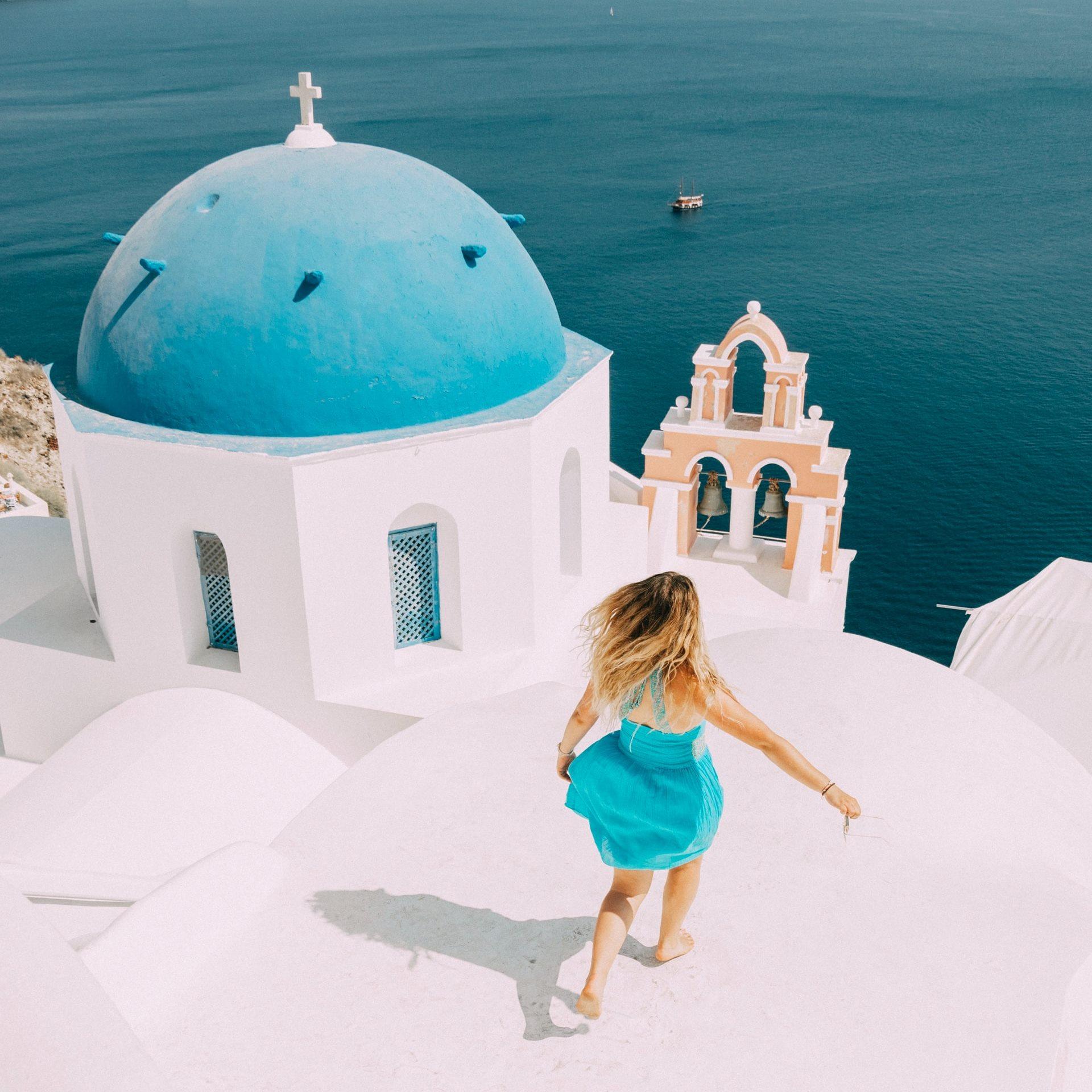 Отдых у моря летом 2021 года в Греции