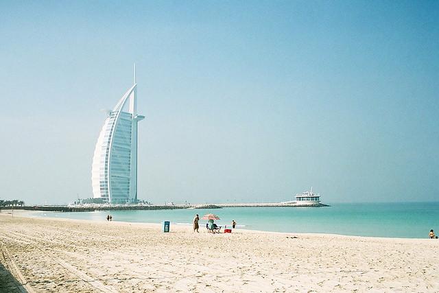 Районы Дубая
