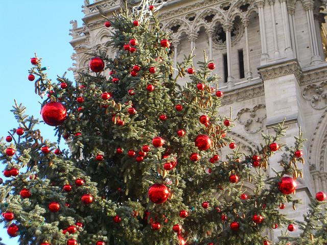 летим на на рождество и нг в париж
