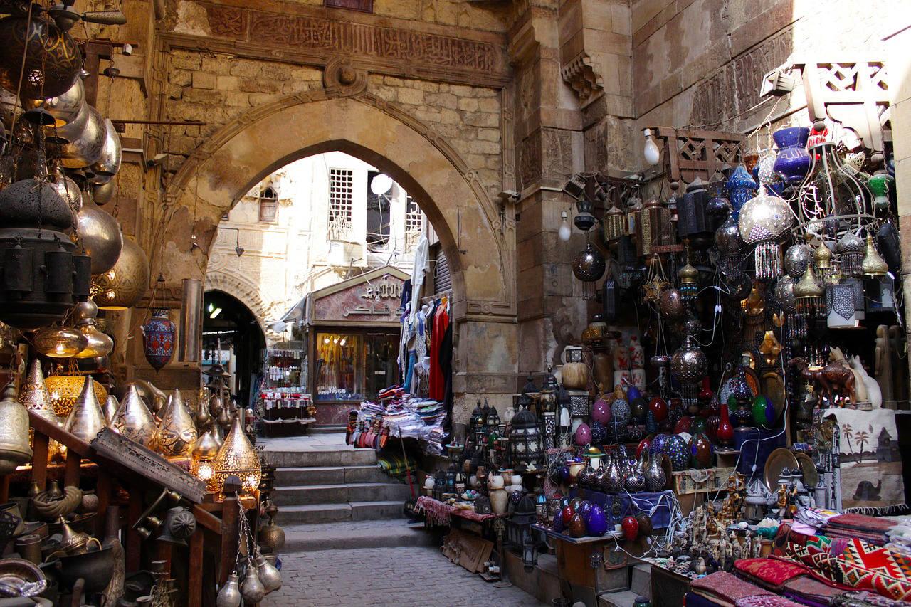 Цены на еду в Египте