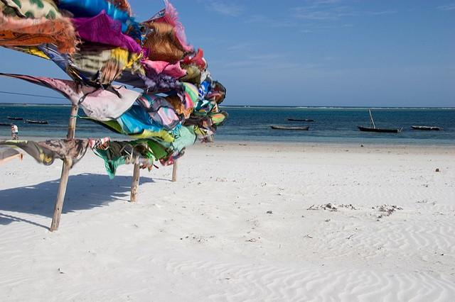 кения пляжный отдых