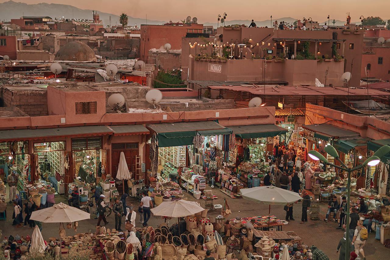 Где отдыхать в Марокко