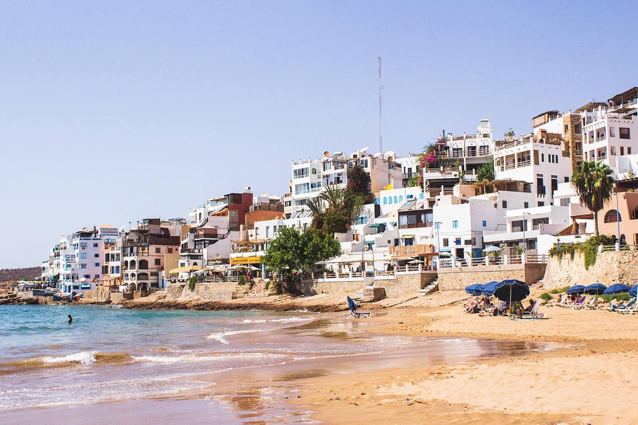 Где отдыхать с детьми в Марокко