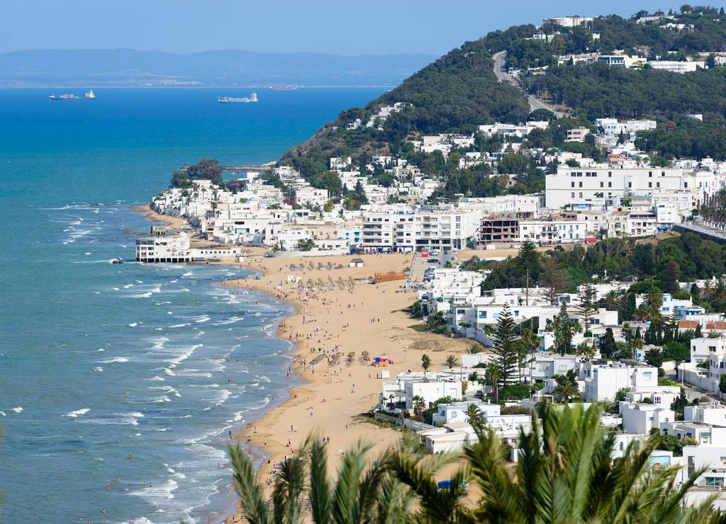 Отдых у моря в отелях всё включено в Тунисе