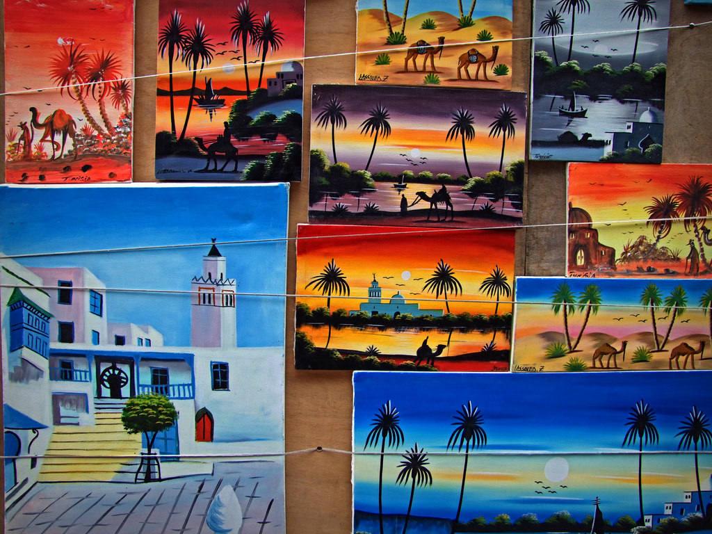 Что привезти из Туниса 7 идей сувениров для себя и друзей