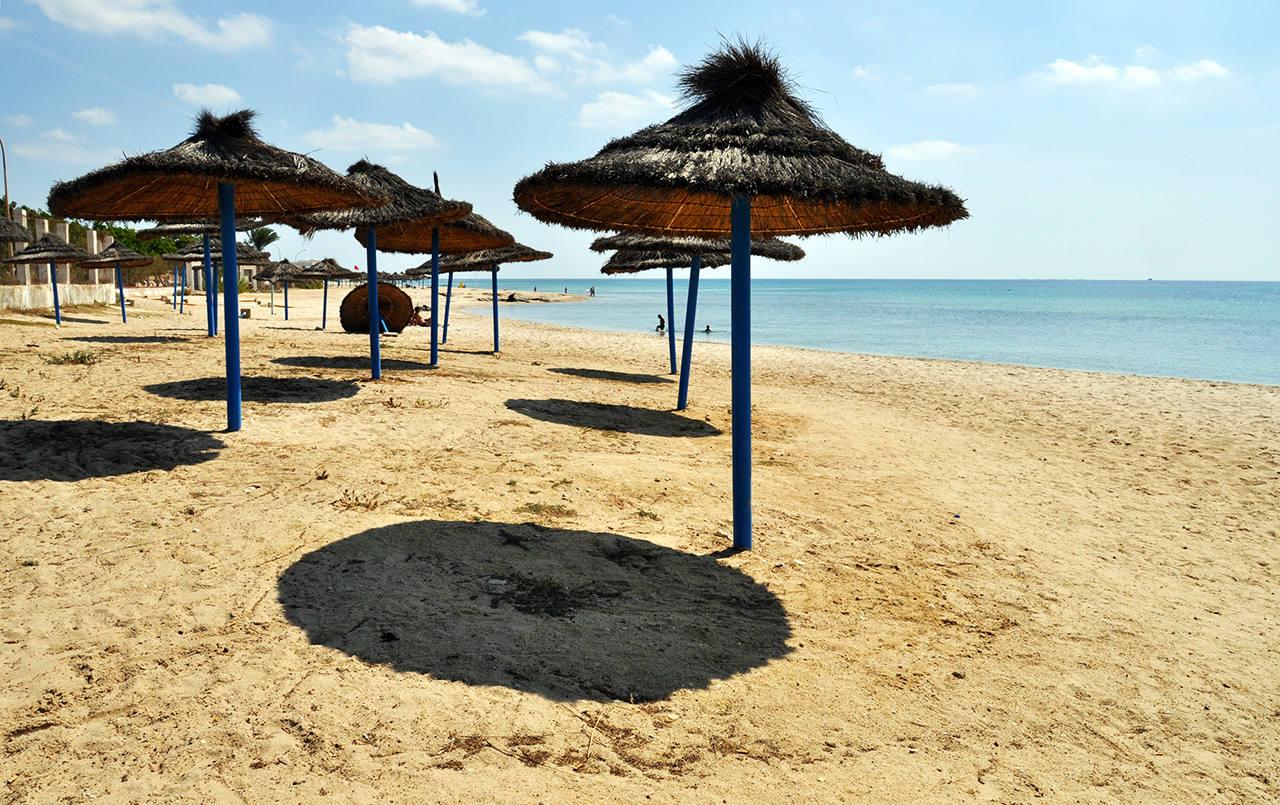 Где лучше отдыхать в Тунисе