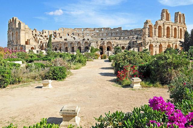 тунис джерба горящие туры цены все включено