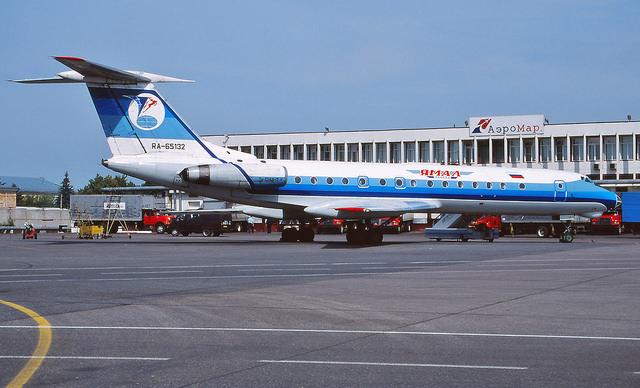 авиакомпания ямал отзывы пассажиров