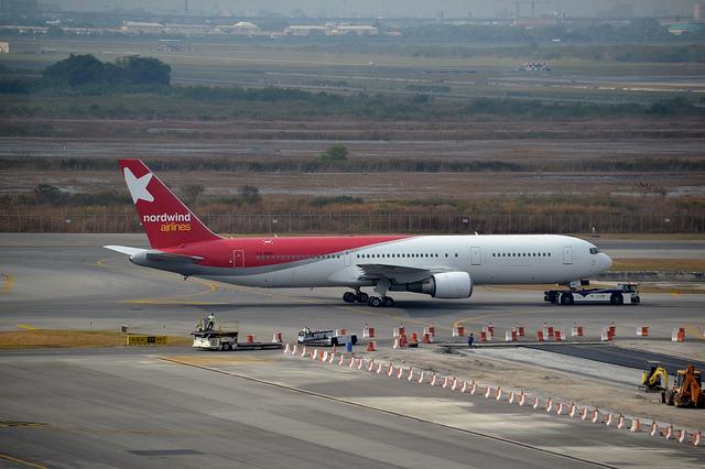 Nordwind Airlines отзывы пассажиров