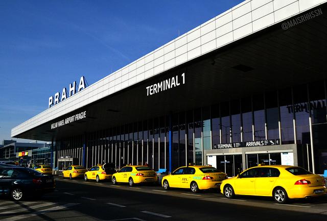 аэропорт праги как добраться до центра города