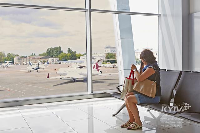 как доехать до аэропорт киев
