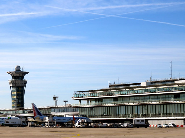 аэропорт орли как добраться до парижа