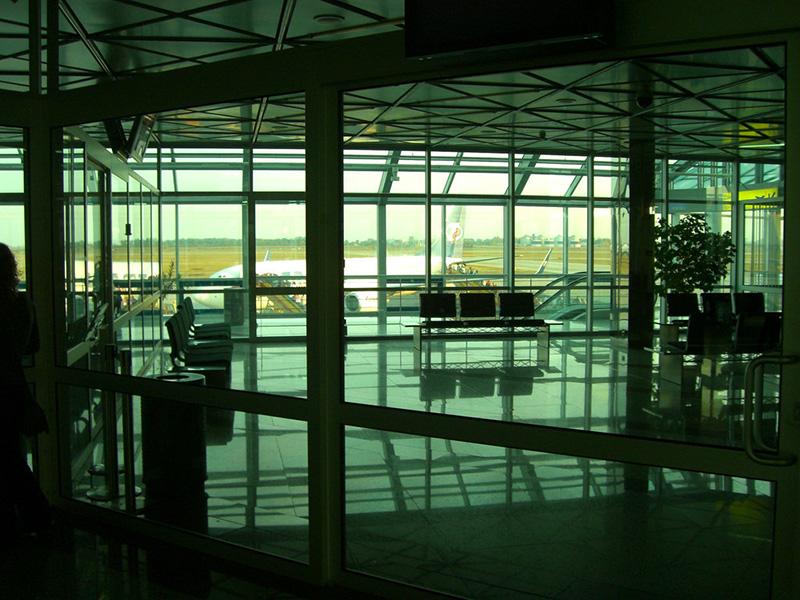 как добраться из аэропорта в братиславу