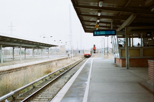 как добраться из аэропорта тегель в берлин