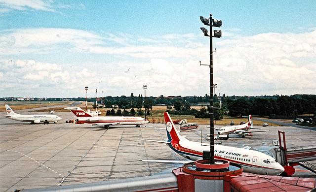 как добраться из аэропорта берлина в центр