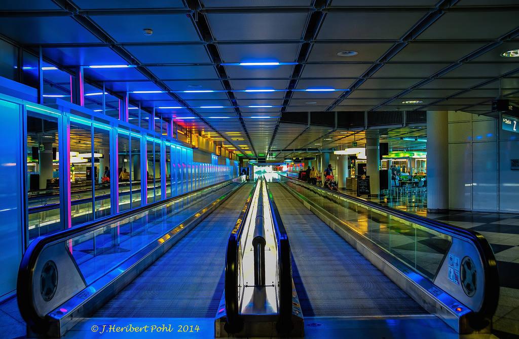 Как добраться из аэропорта Мюнхена до города