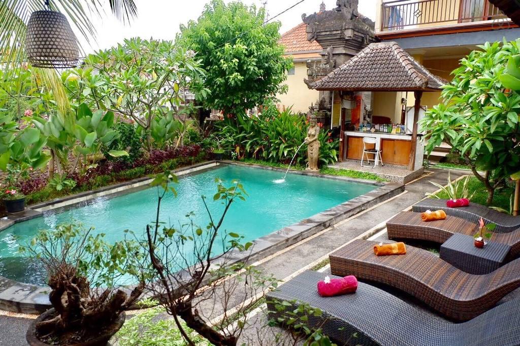 Где лучше остановиться на Бали