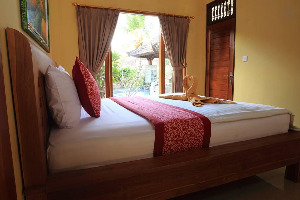 Жилье на Бали с бассейном