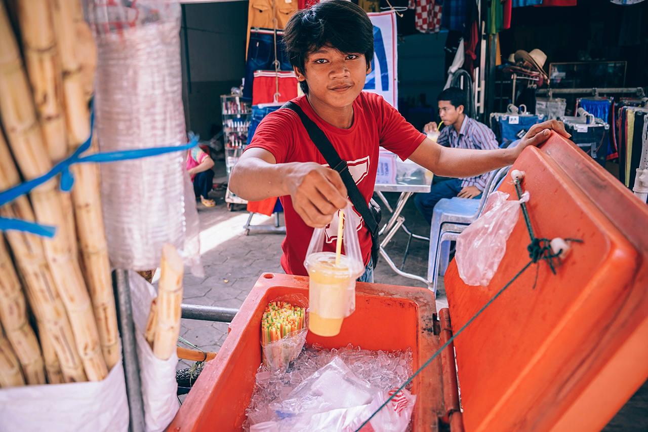 Отдых в Камбодже на море
