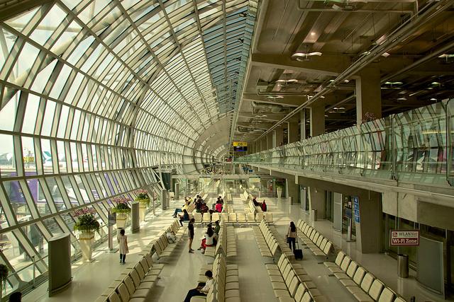 как добраться до аэропорта бангкока