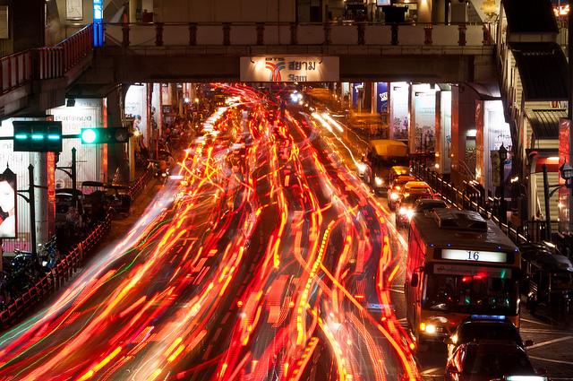 транспорт в бангкоке