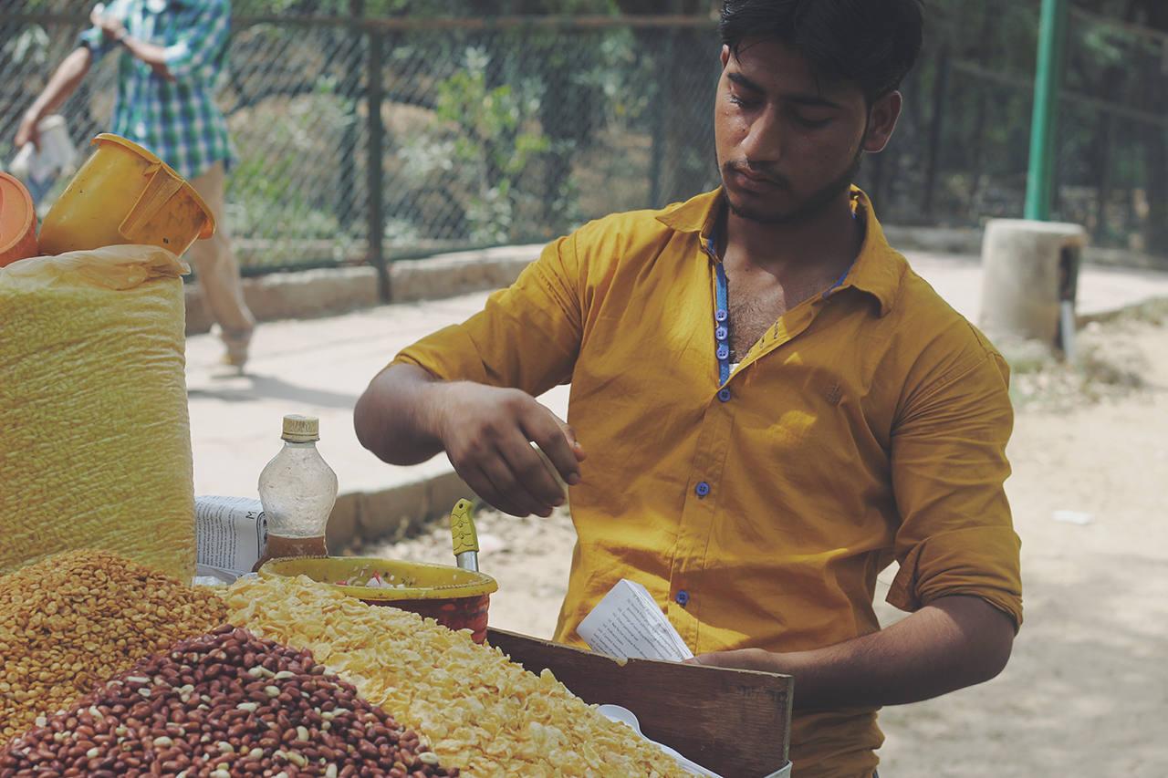 Сколько стоит еда в Индии