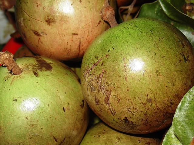 фрукты тайланда названия