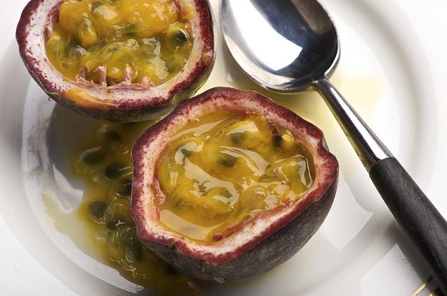 вкусный экзотический фрукт