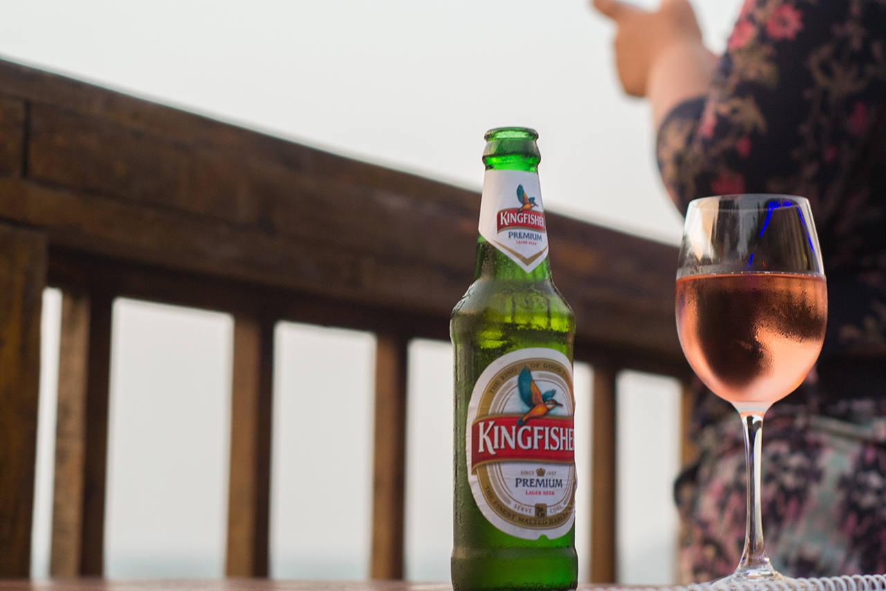 Алкоголь и напитки в Индии