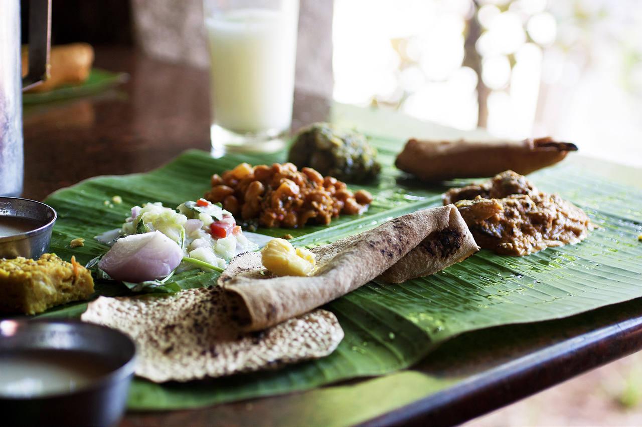 Отзывы о еде в Гоа