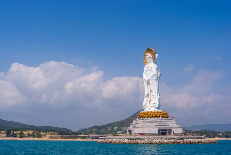 поездка в Китай на остров Хайнань