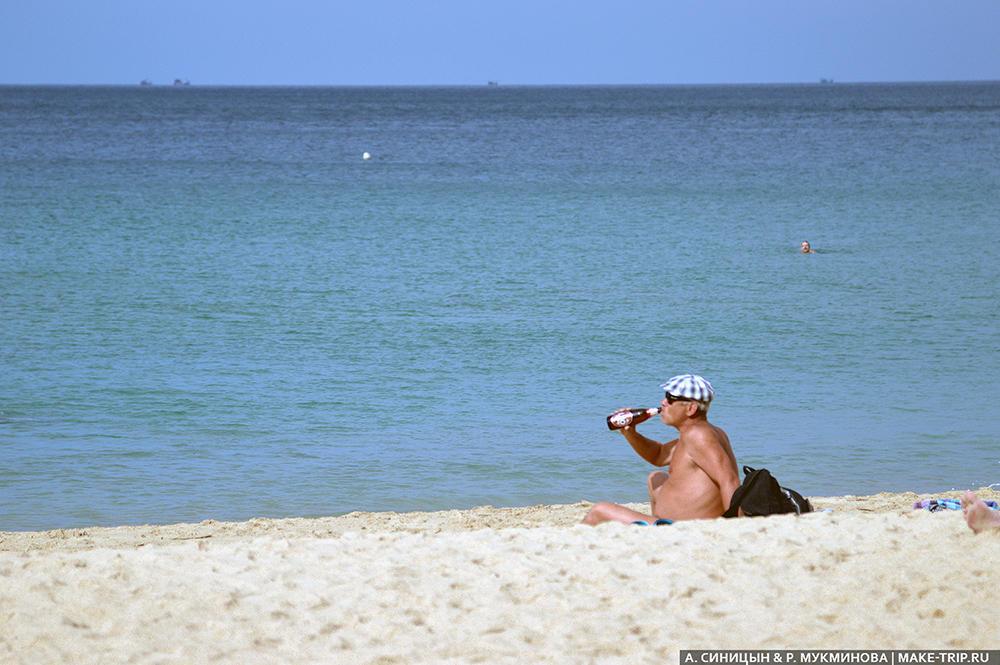 Отзывы о пляже Карон на Пхукете 2018