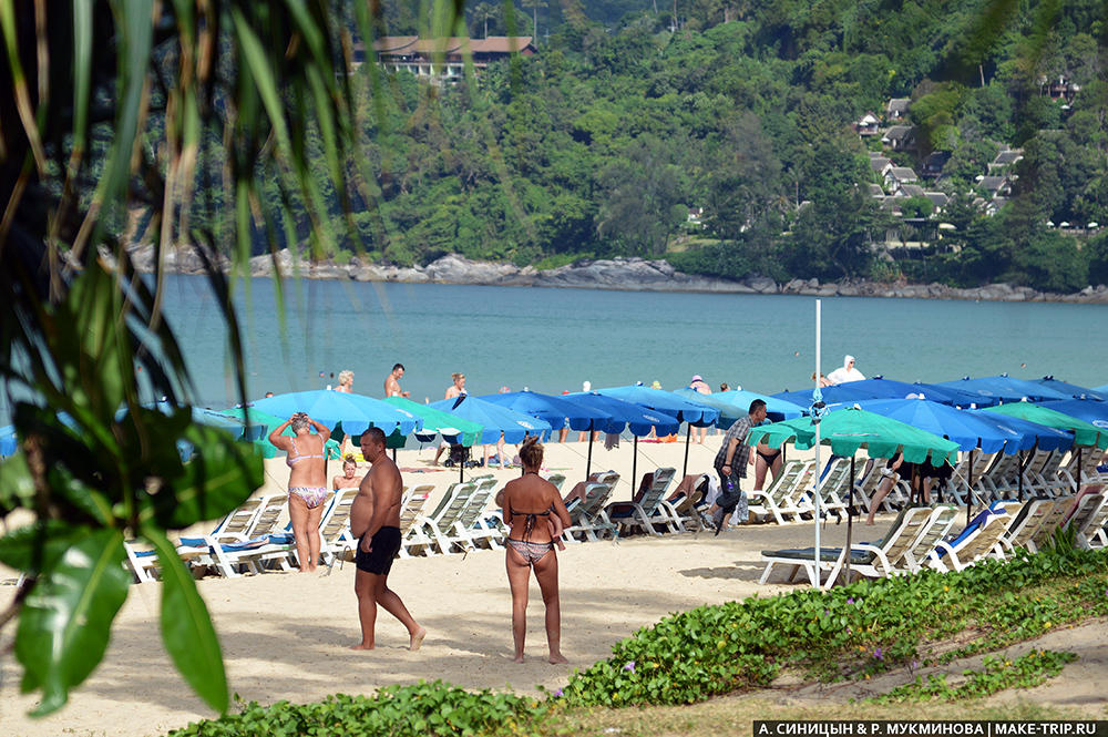 Phuket Karon Beach 2018