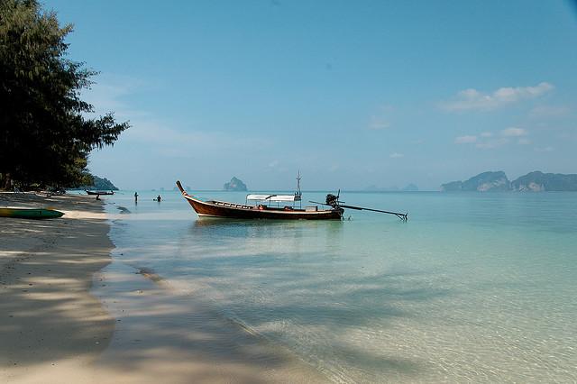 Где отдыхать на море летом