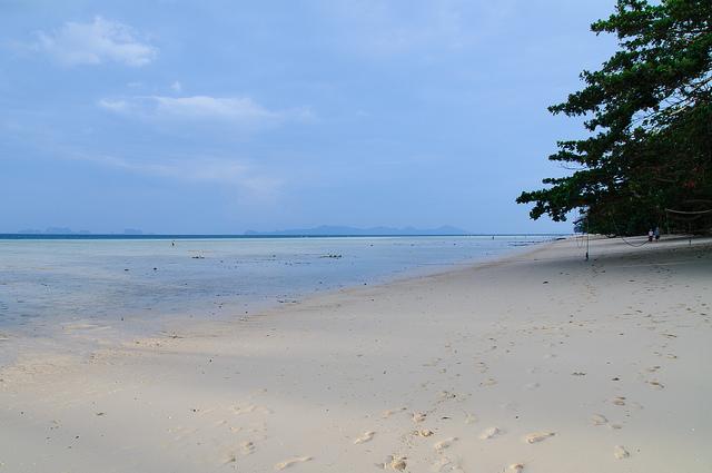 пляжи острова, таиланд
