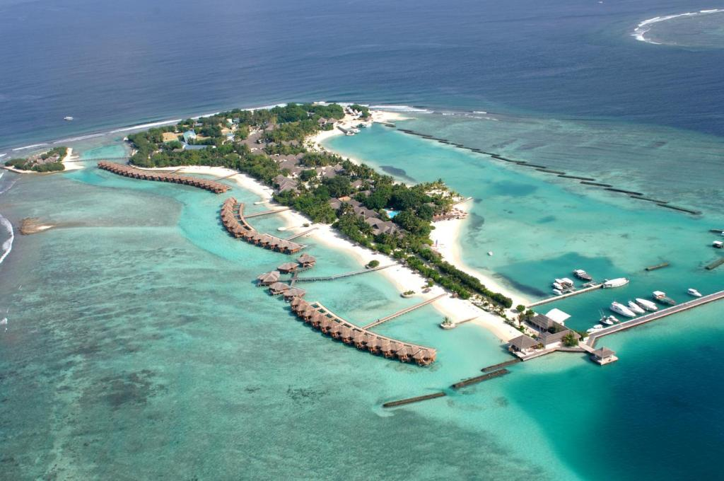отель для отдыха с детьми на Мальдивах
