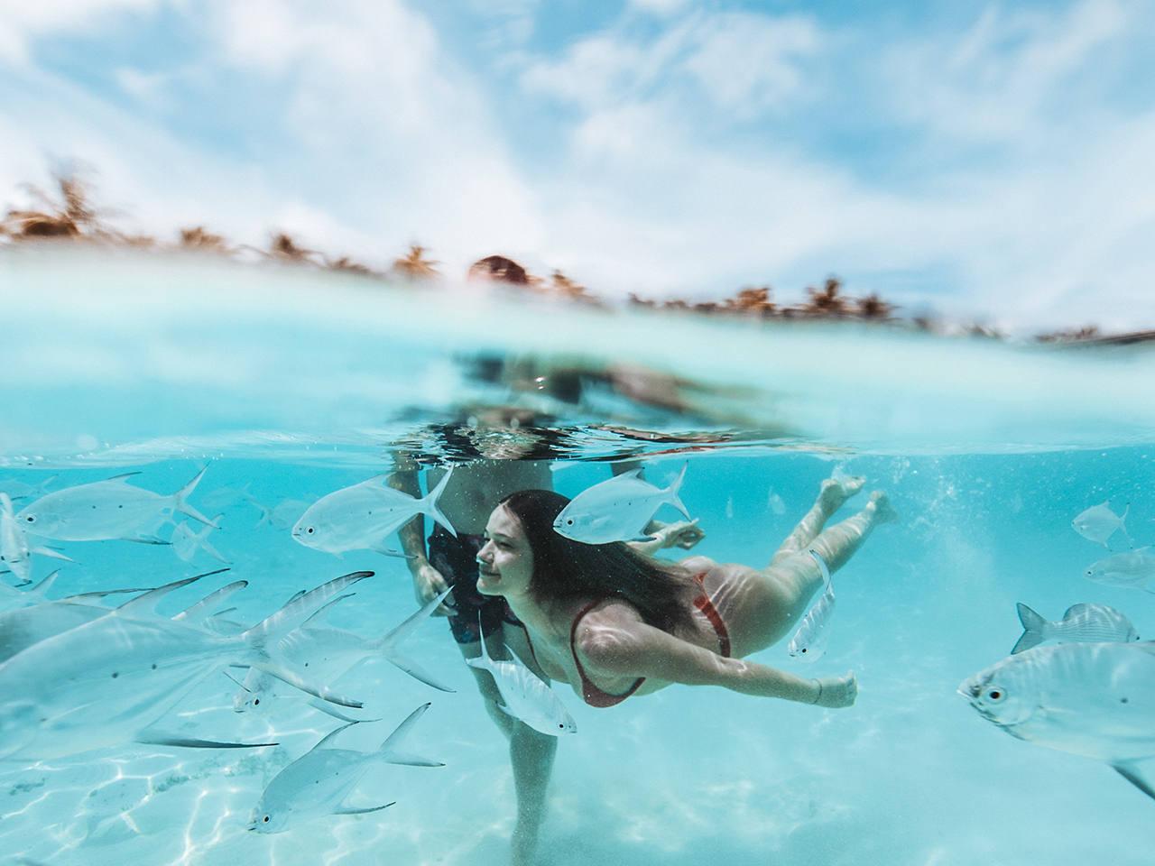 Недорогие развлечения на Мальдивах