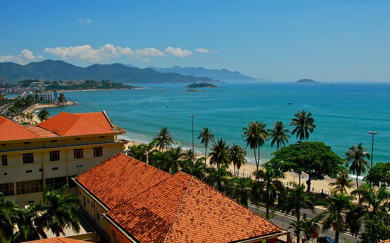 Пляжи Нячанга, Вьетнам. Список лучших пляжей