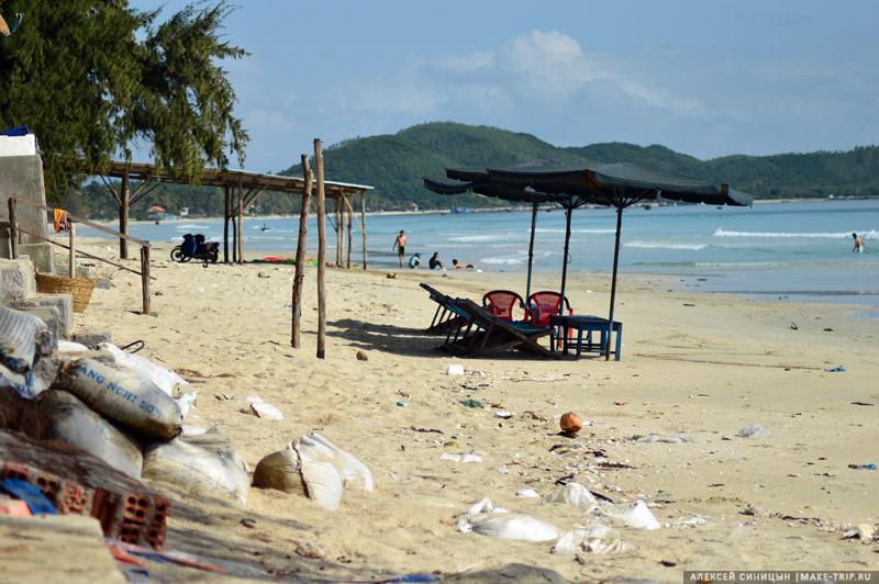 пляж зоклет как добраться из нячанга