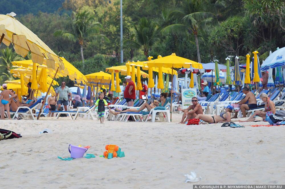 пляж патонг пхукет фото отзывы 2018