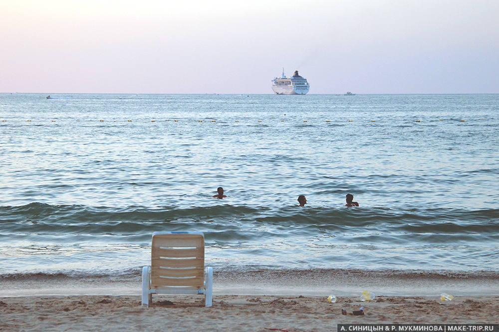пляж патонг отзывы туристов фото