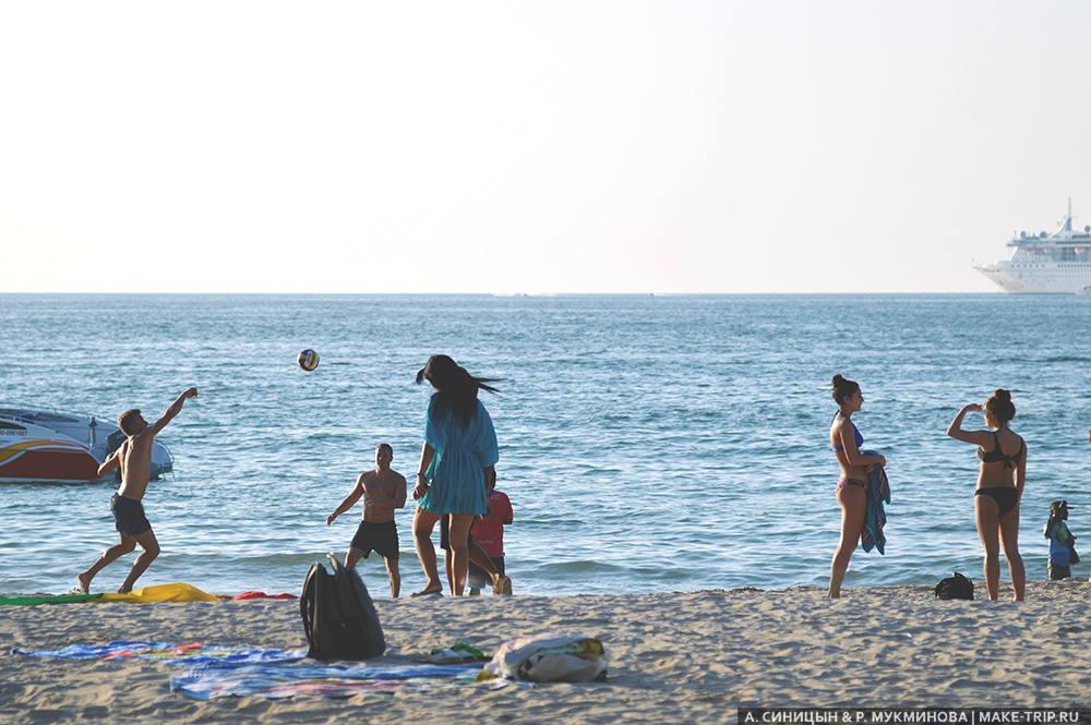 о пхукет пляж патонг phuket patong beach