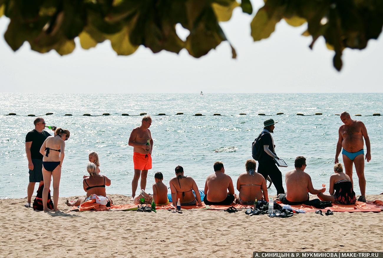 Какой пляж в Паттайе лучше