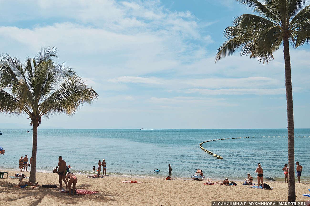 Где лучше пляжи - в Паттайе или на Пхукете?