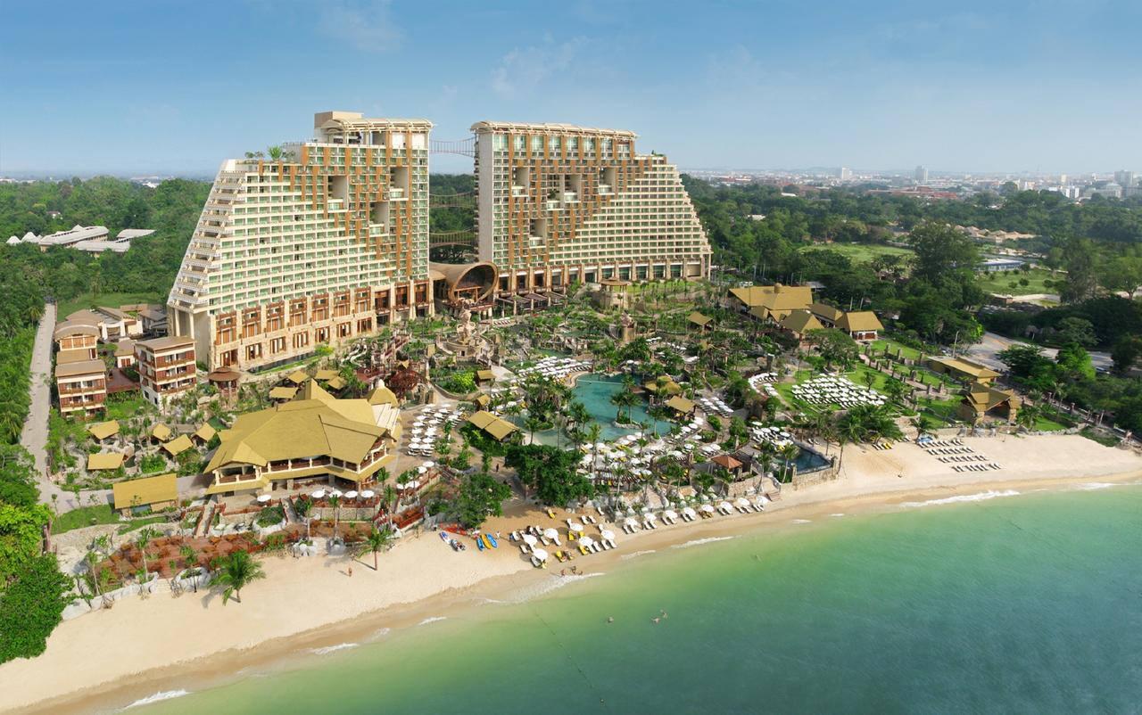 Отзывы об отелях Паттайи