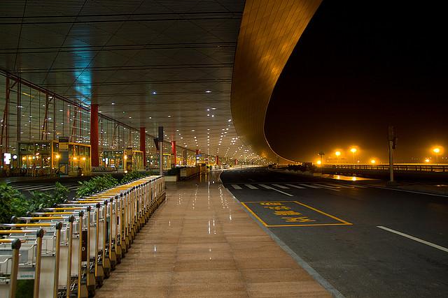 пересадка в аэропорту пекина